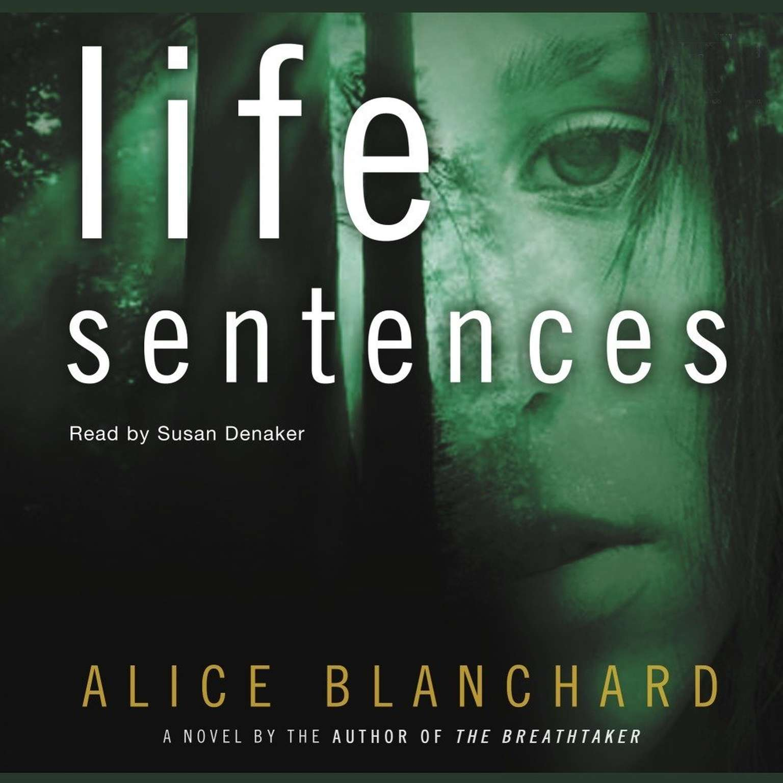 Printable Life Sentences Audiobook Cover Art