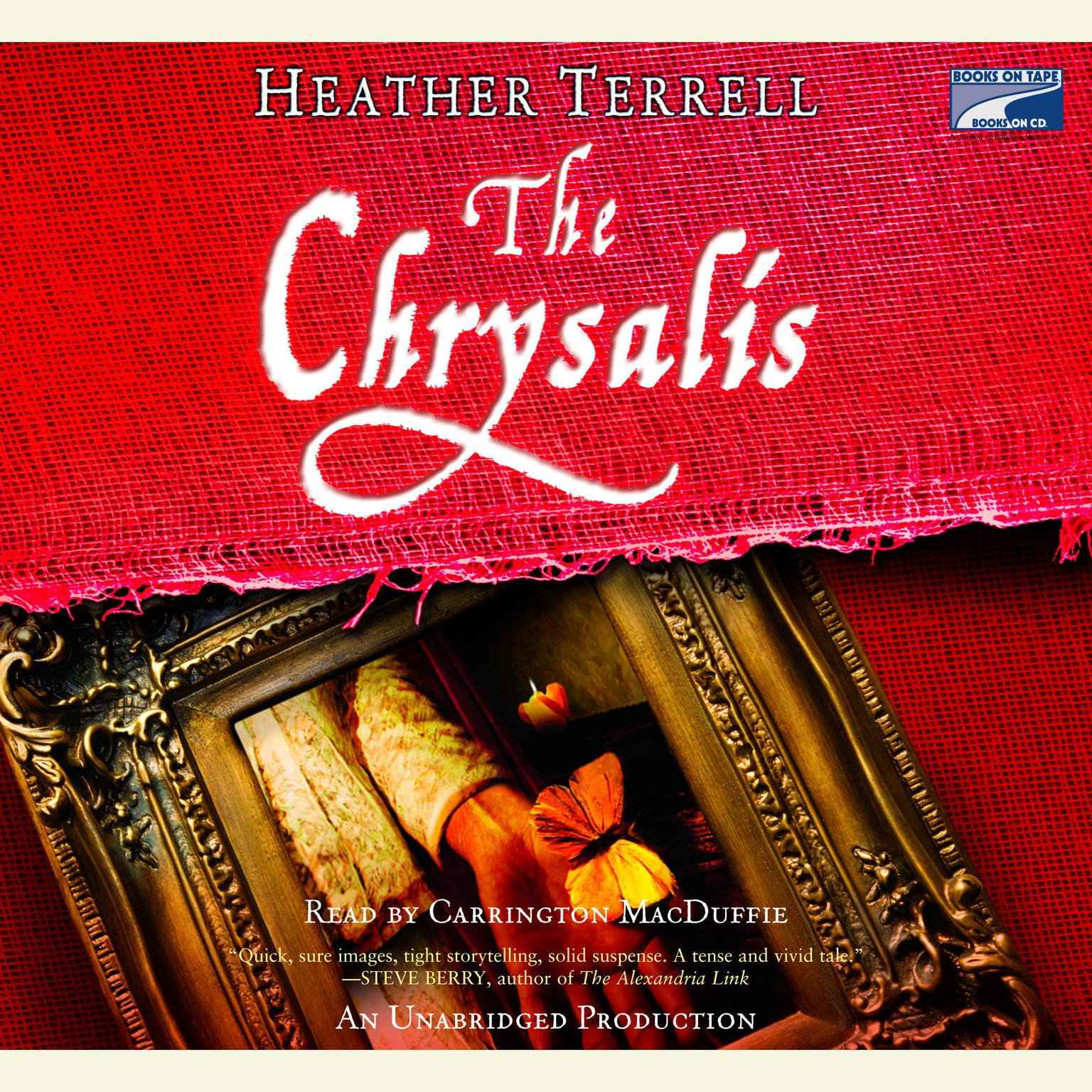 Printable The Chrysalis Audiobook Cover Art