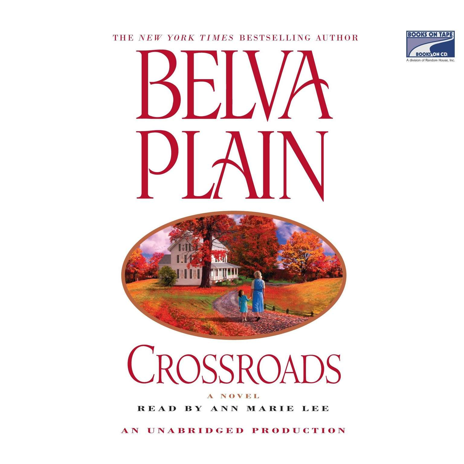 Printable Crossroads Audiobook Cover Art
