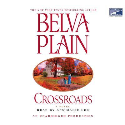Crossroads Audiobook, by Belva Plain