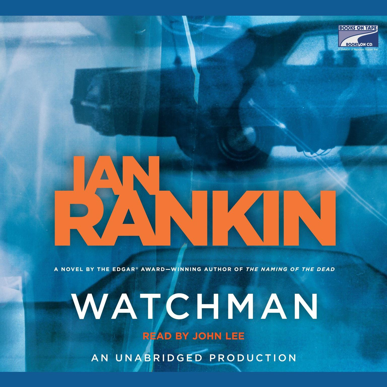 Printable Watchman Audiobook Cover Art