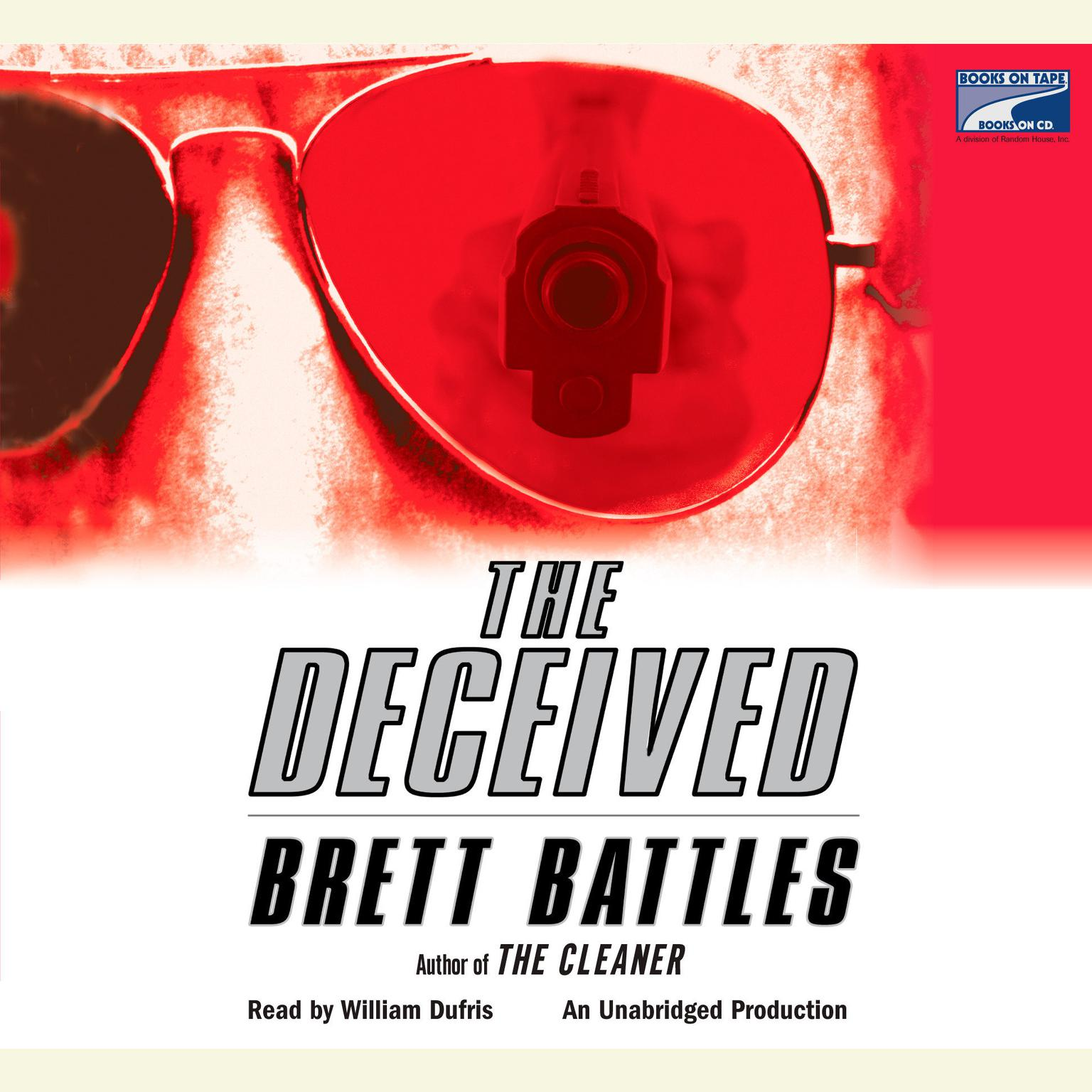 Printable The Deceived Audiobook Cover Art