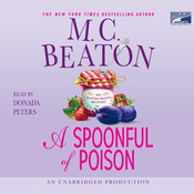 A Spoonful of Poison: An Agatha Raisin Mystery, by M. C. Beato