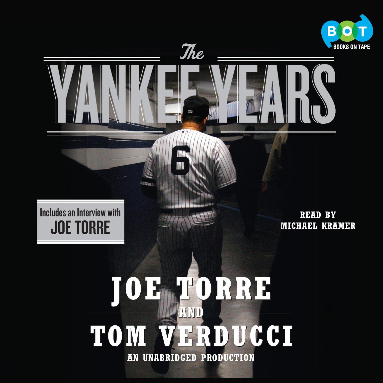 Printable The Yankee Years Audiobook Cover Art