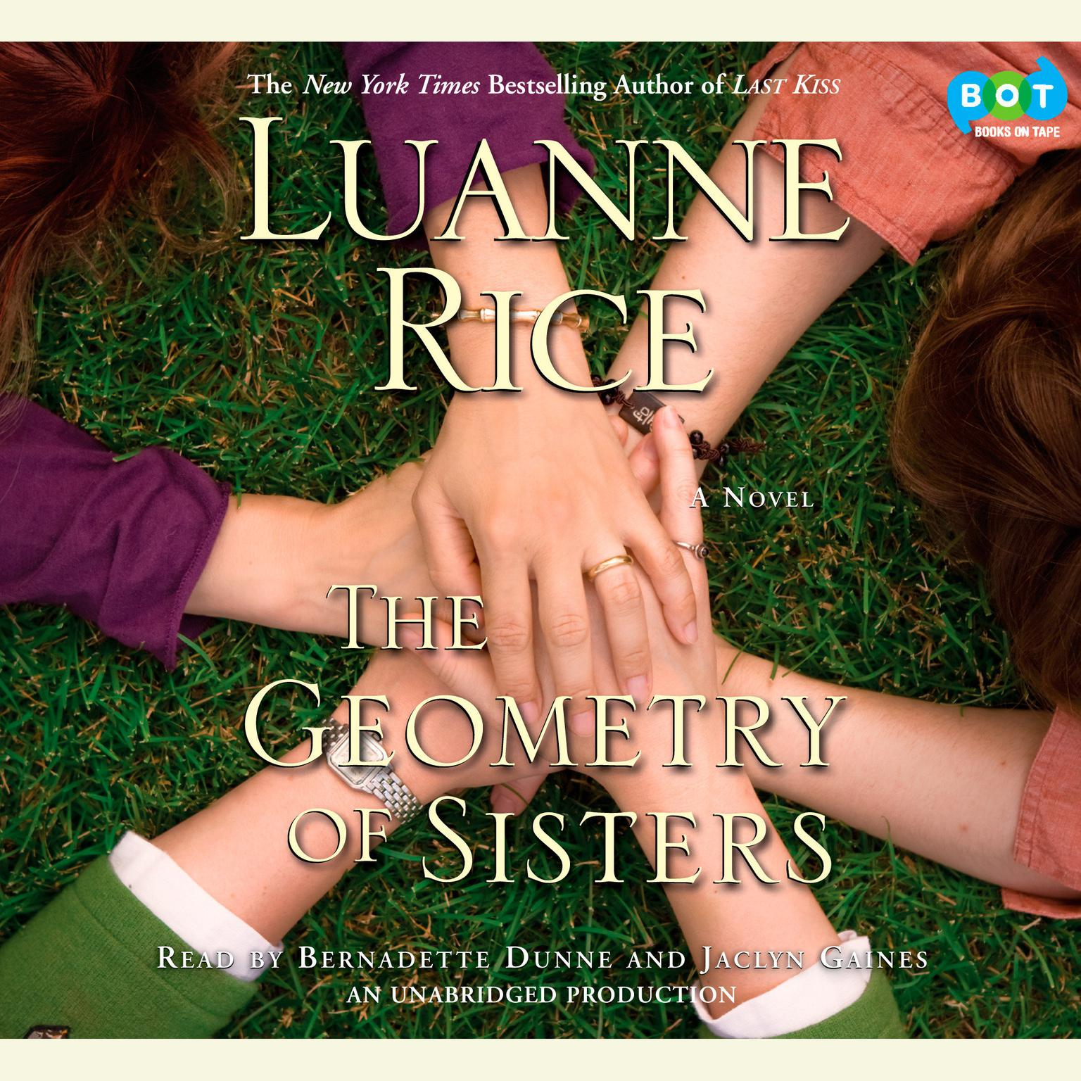 Printable The Geometry of Sisters Audiobook Cover Art