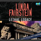 Lethal Legacy Audiobook, by Linda Fairstein