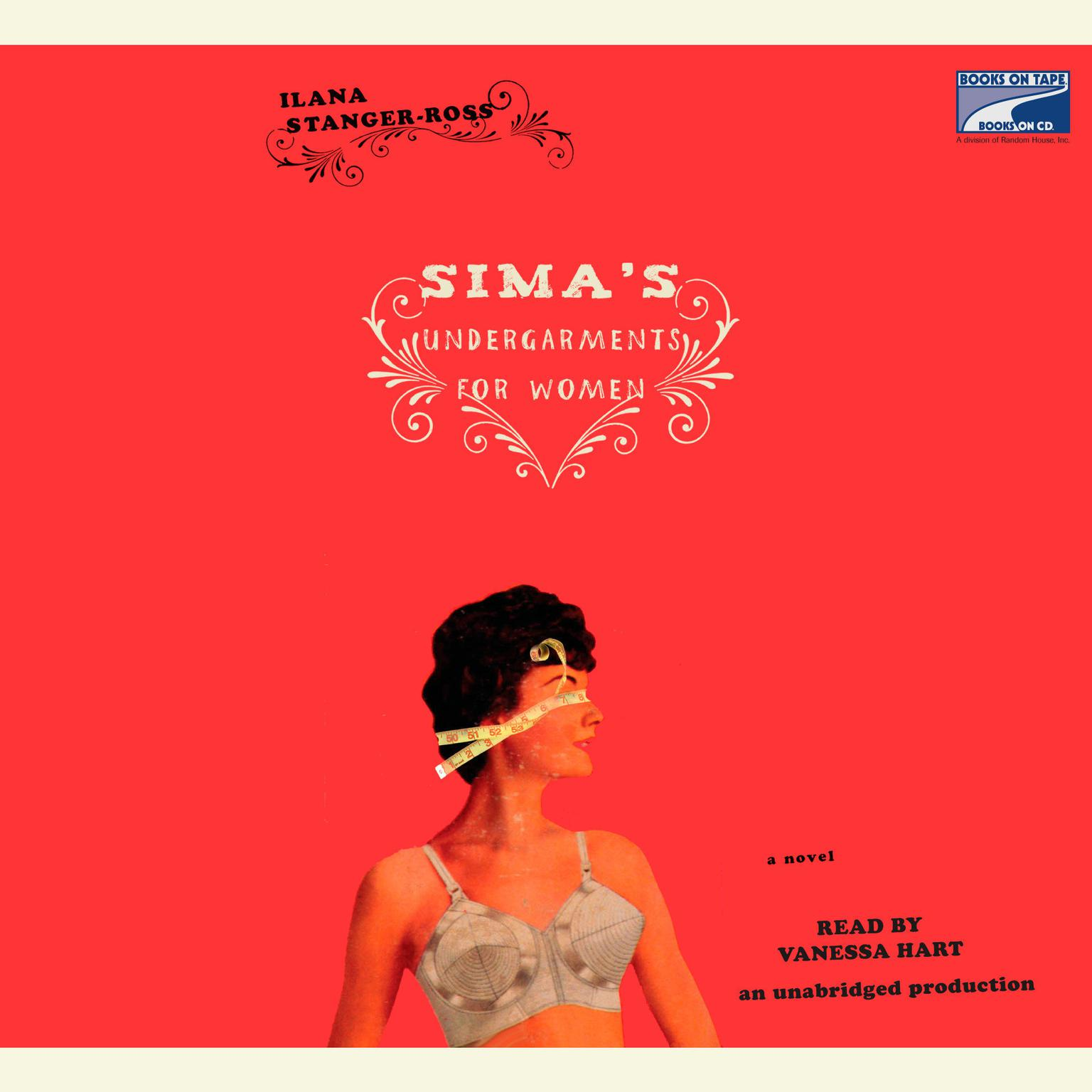 Printable Sima's Undergarments for Women Audiobook Cover Art