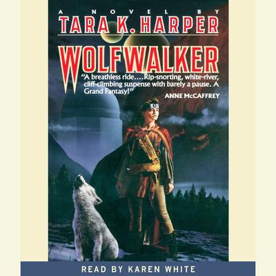 Wolfwalker Audiobook, by