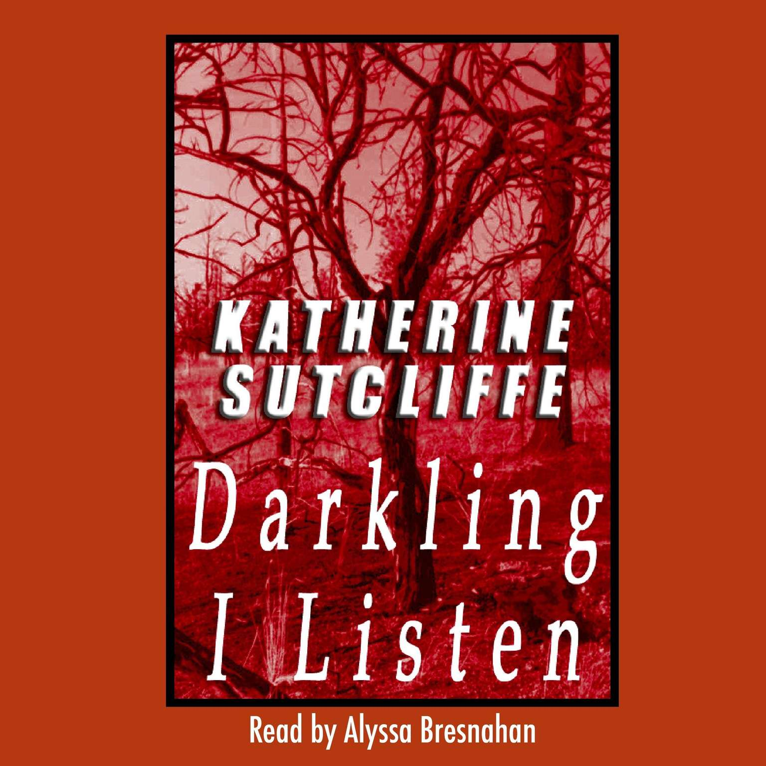 Printable Darkling I Listen Audiobook Cover Art