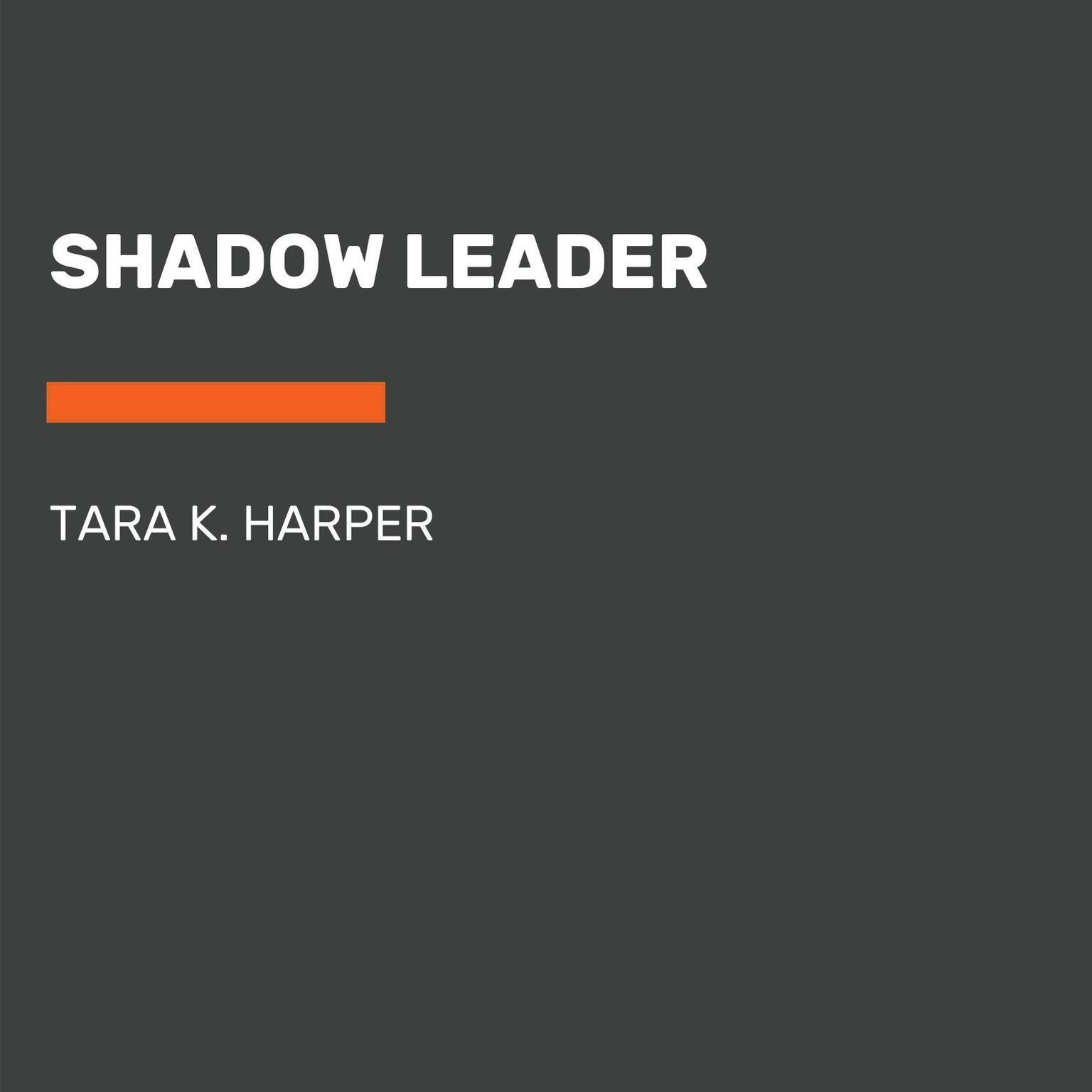 Printable Shadow Leader Audiobook Cover Art