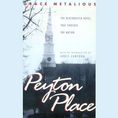 Peyton Place Audiobook, by Grace Metalious