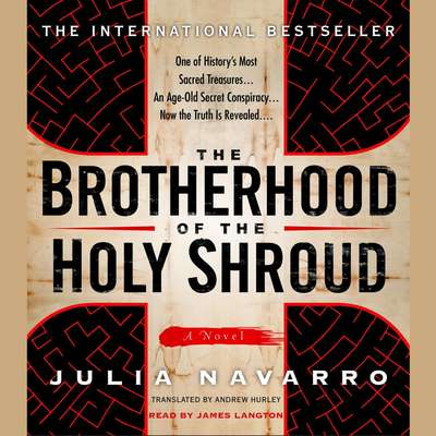 The Brotherhood of the Holy Shroud Audiobook, by Julia Navarro