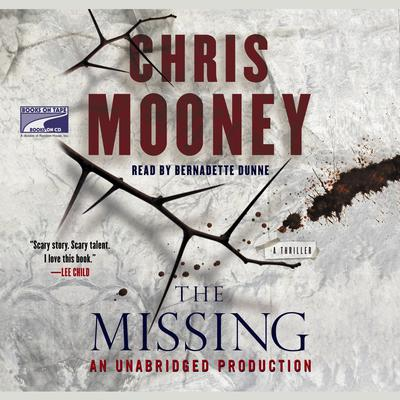The Missing Audiobook, by Chris Mooney