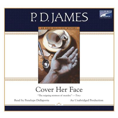 Cover Her Face Audiobook, by