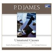 Unnatural Causes Audiobook, by P. D. James