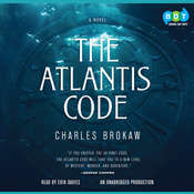 The Atlantis Code Audiobook, by Charles Brokaw