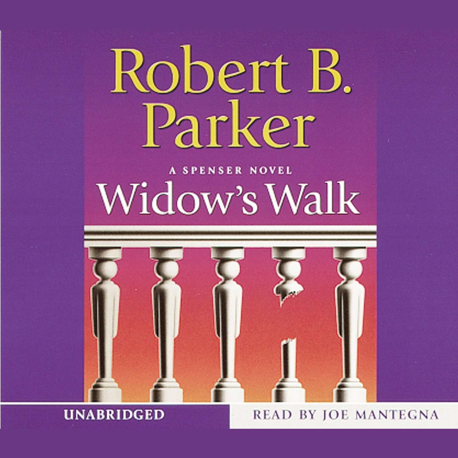 Printable Widow's Walk Audiobook Cover Art