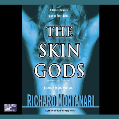 The Skin Gods: A Novel of Suspense Audiobook, by