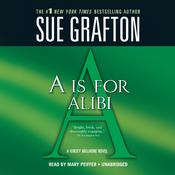 A Is For Alibi, by Sue Grafton
