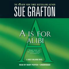 A Is for Alibi Audiobook, by Sue Grafton