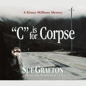 C Is For Corpse, by Sue Grafton