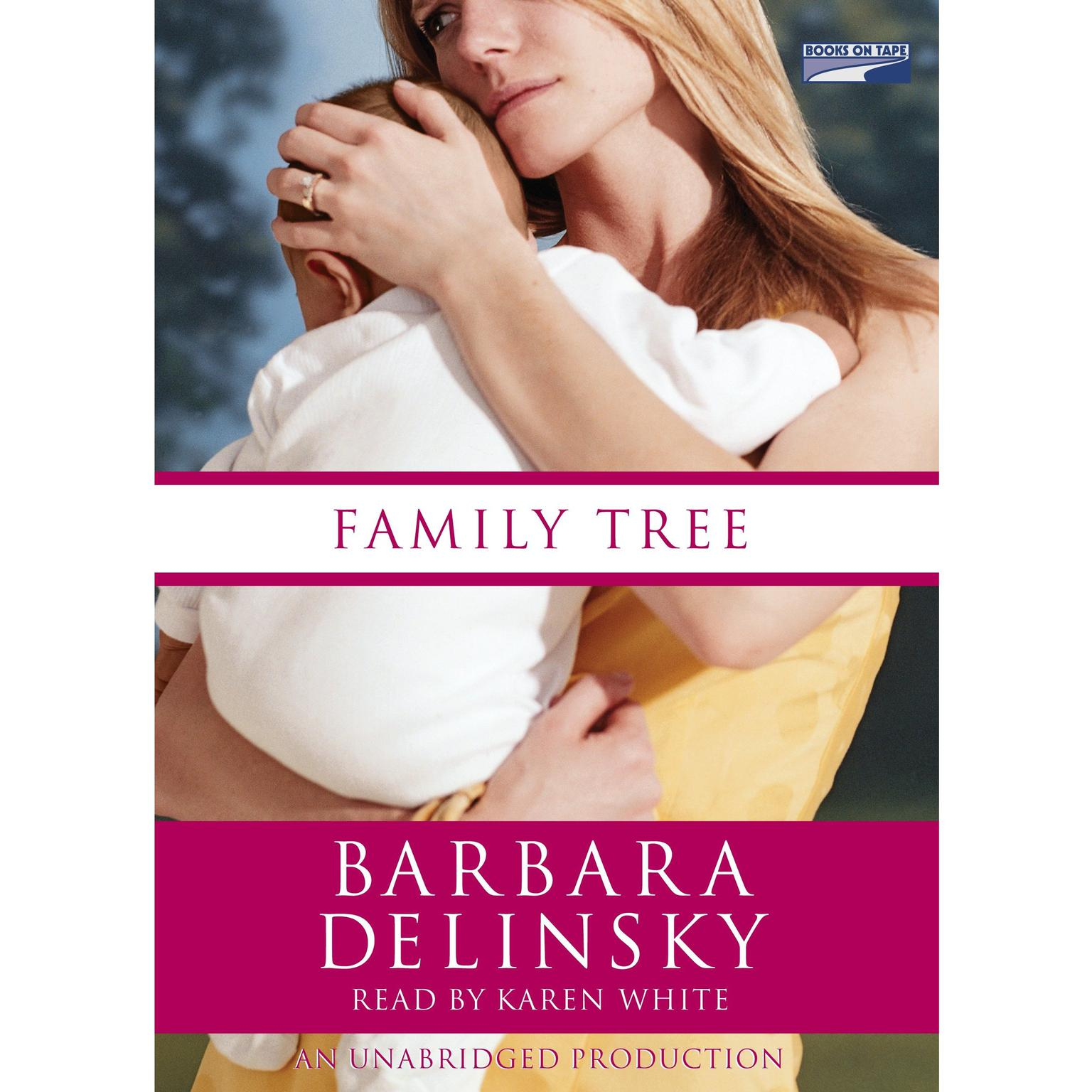 Printable Family Tree Audiobook Cover Art