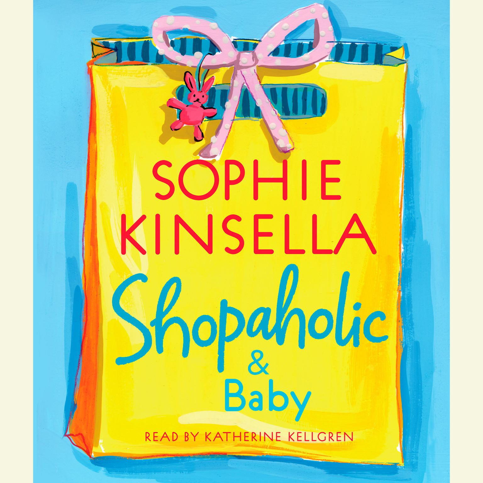 Printable Shopaholic & Baby Audiobook Cover Art
