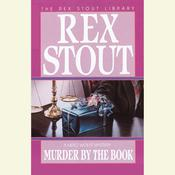 Murder By the Book Audiobook, by Rex Stout