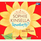 Remember Me?, by Sophie Kinsella
