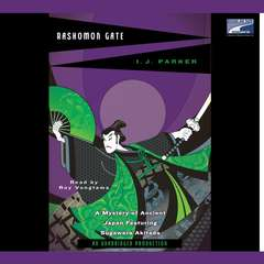 Rashomon Gate Audiobook, by I. J. Parker