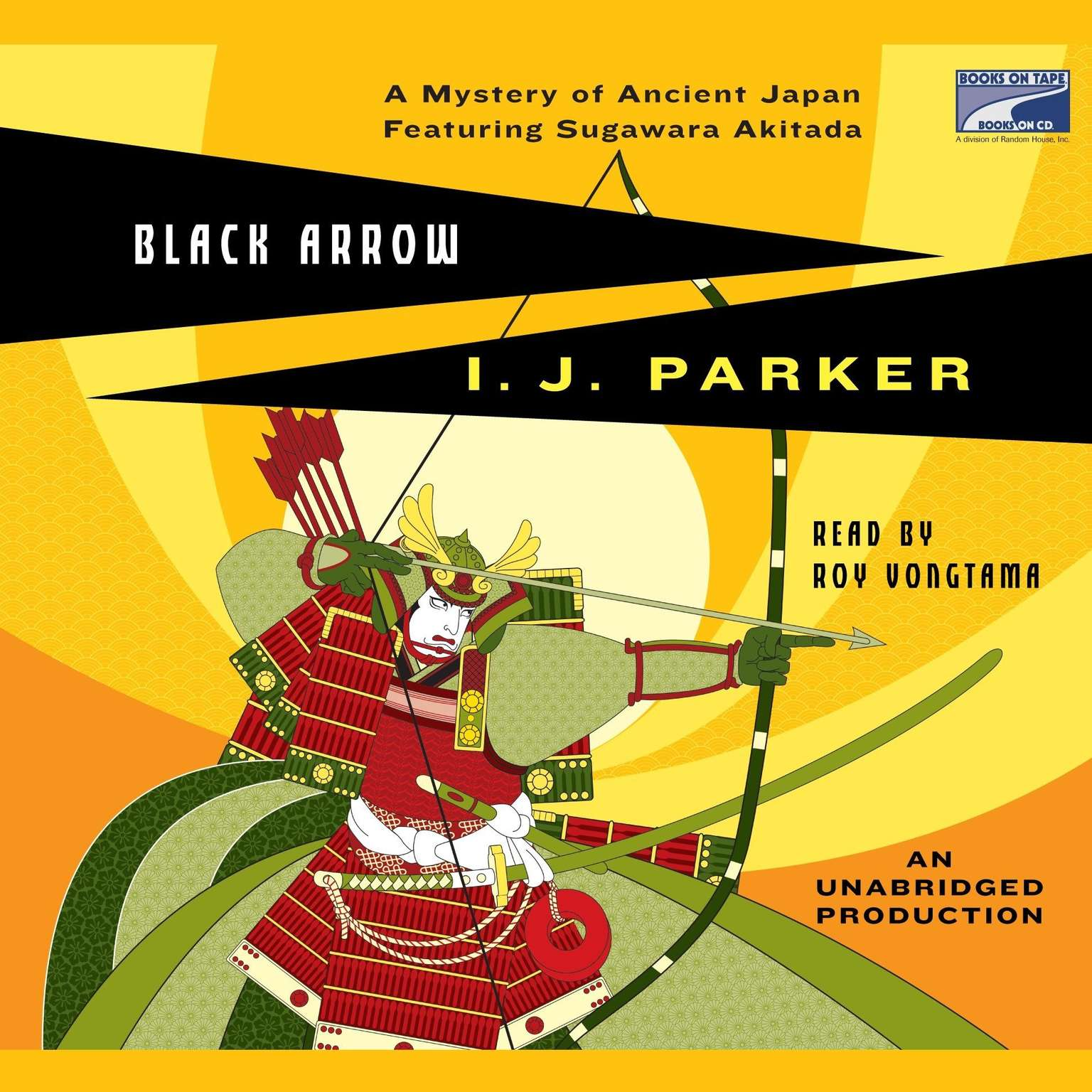 Printable Black Arrow Audiobook Cover Art