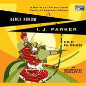 Black Arrow Audiobook, by I. J. Parker