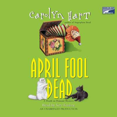 April Fool Dead Audiobook, by Carolyn Hart