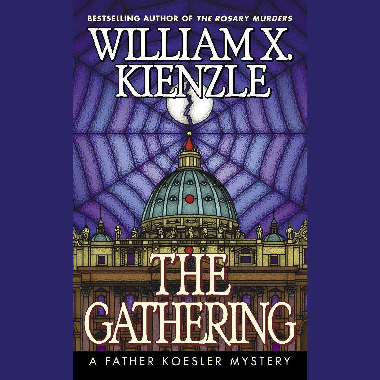 Printable The Gathering Audiobook Cover Art