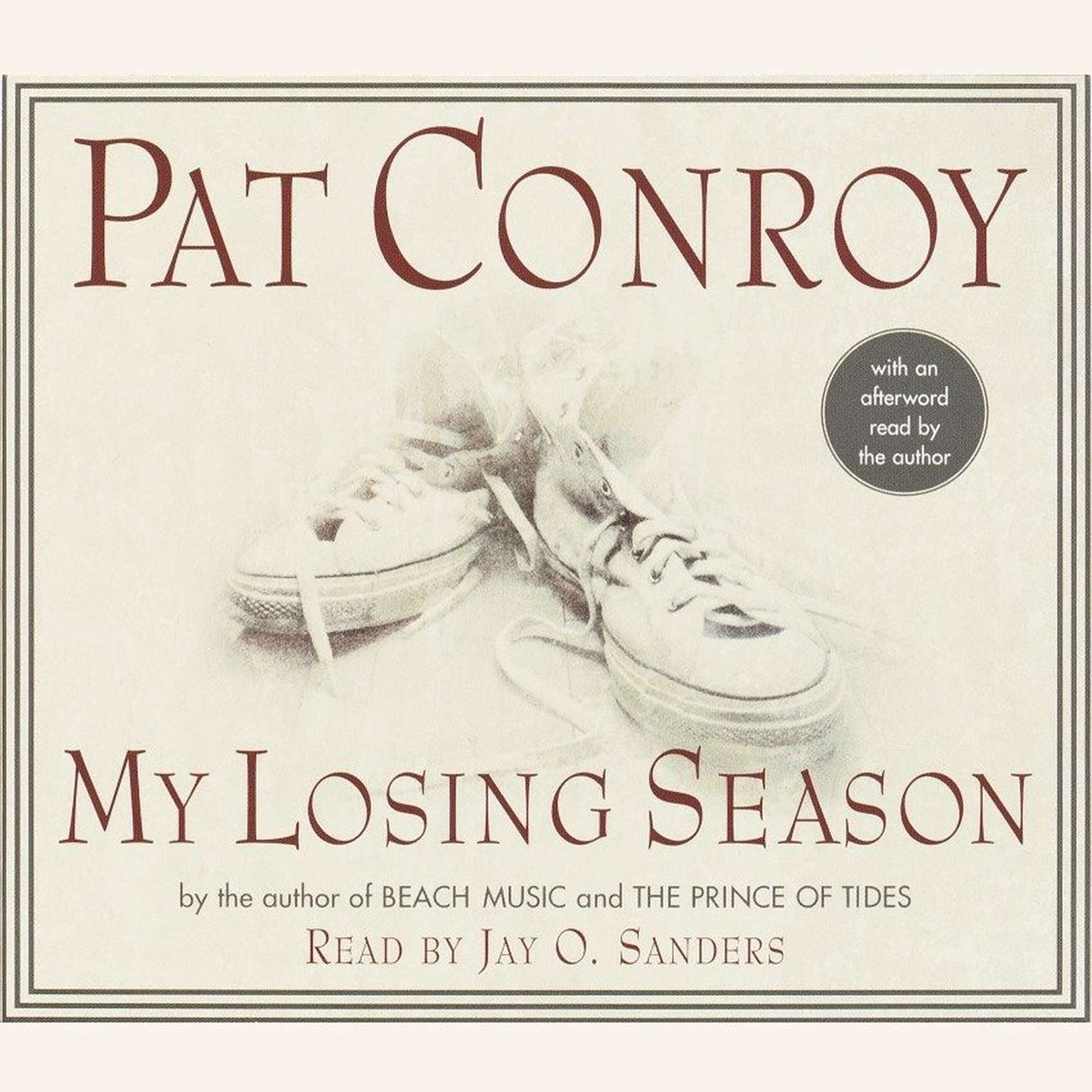 Printable My Losing Season Audiobook Cover Art