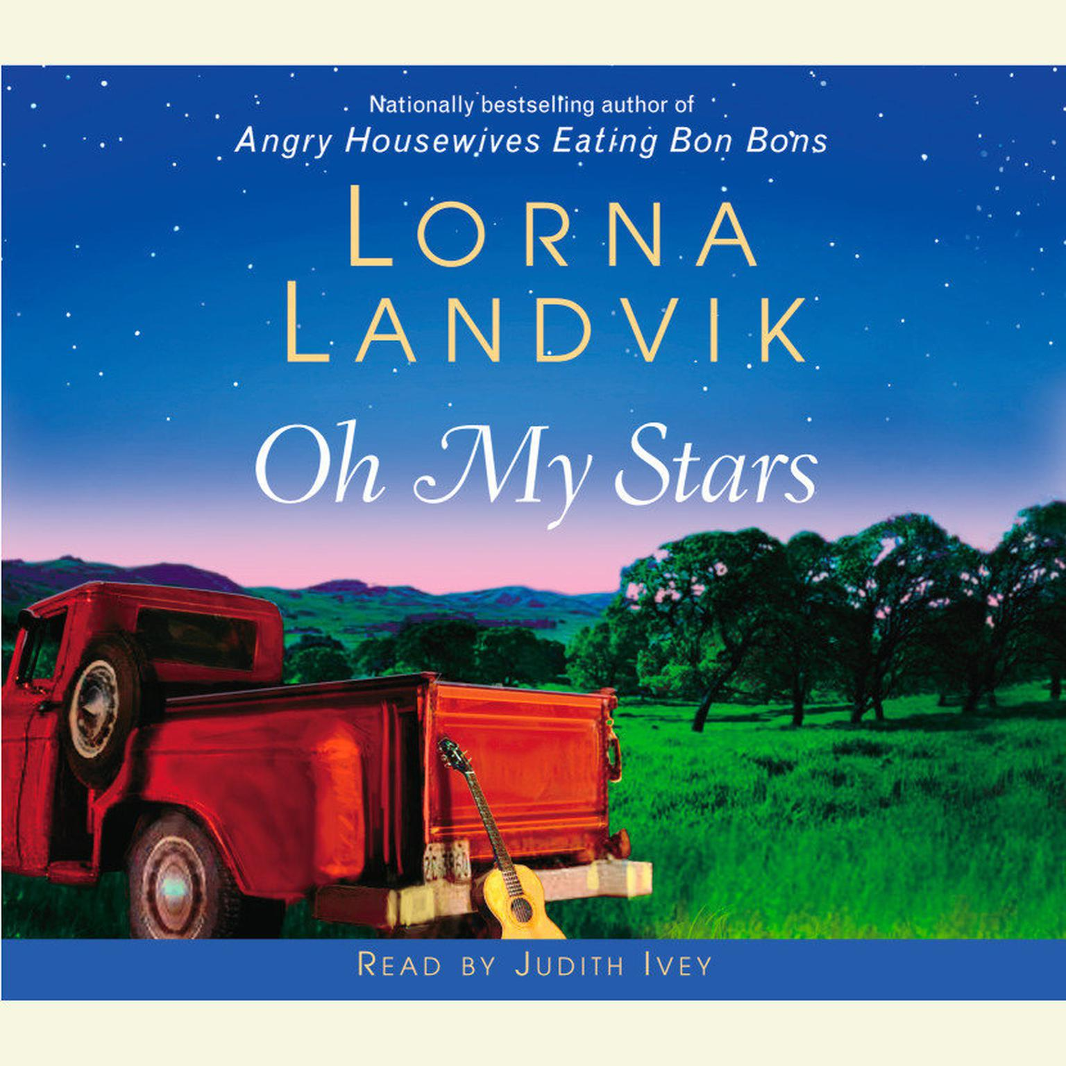 Printable Oh My Stars: A Novel Audiobook Cover Art