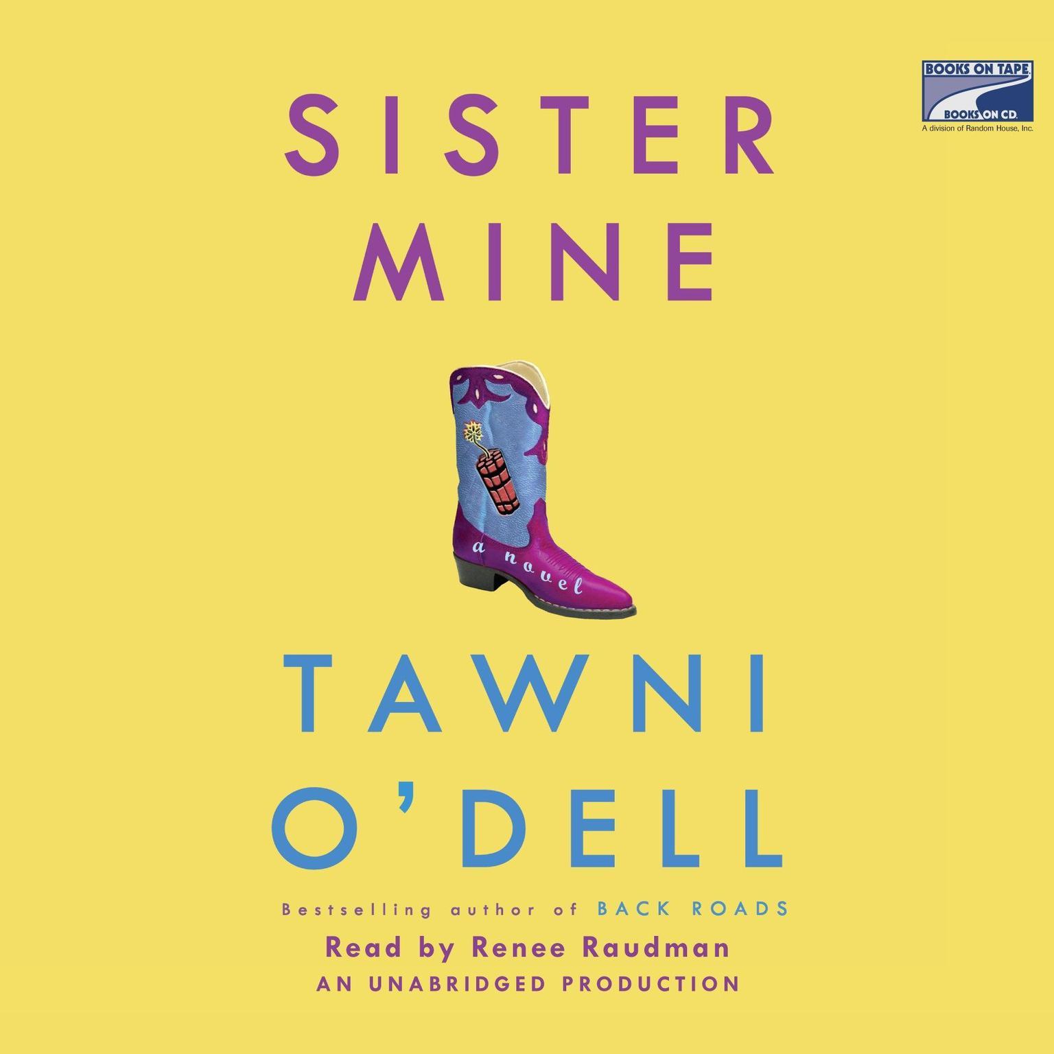 Printable Sister Mine: A Novel Audiobook Cover Art