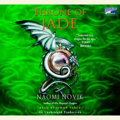 Throne of Jade Audiobook, by