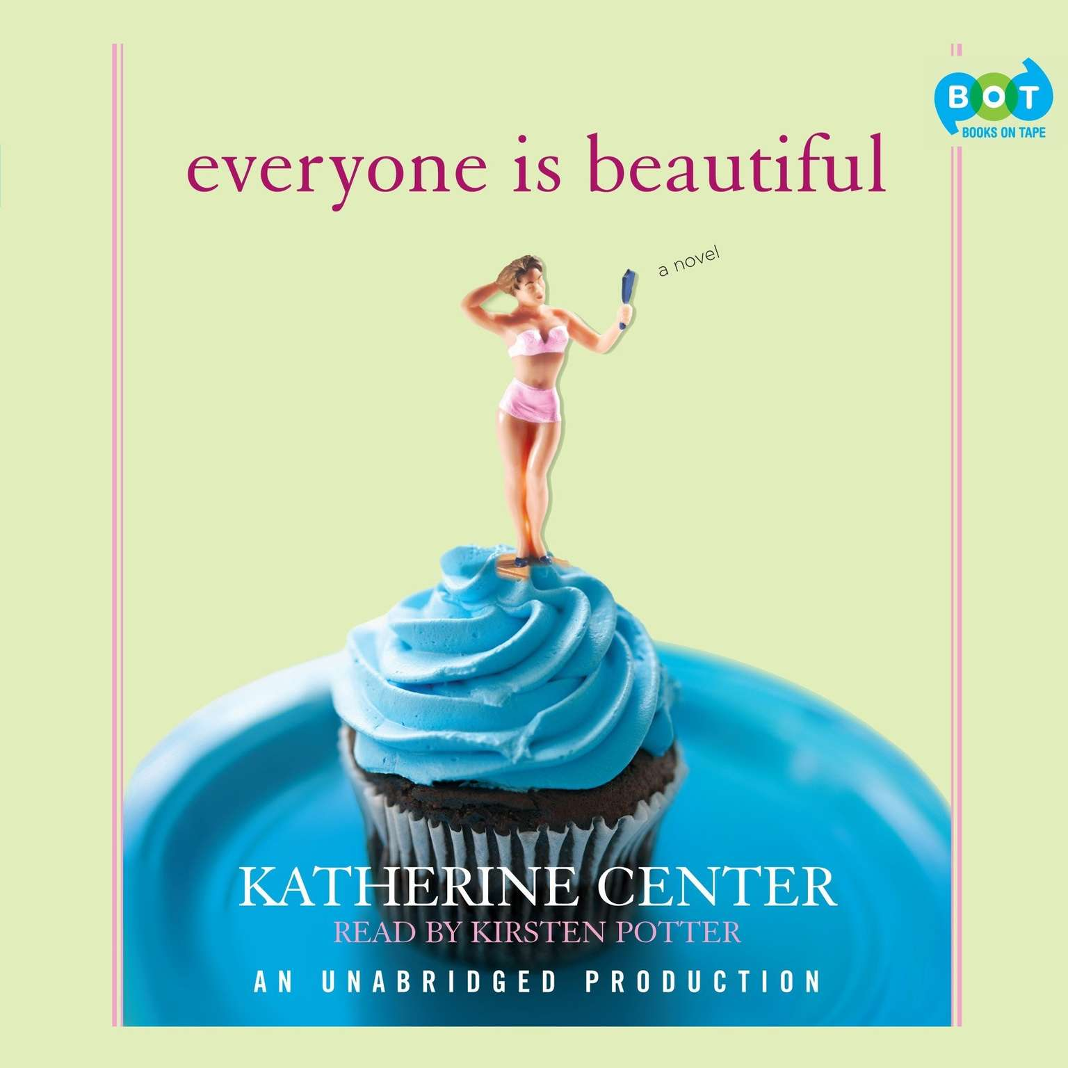 Printable Everyone is Beautiful: A Novel Audiobook Cover Art
