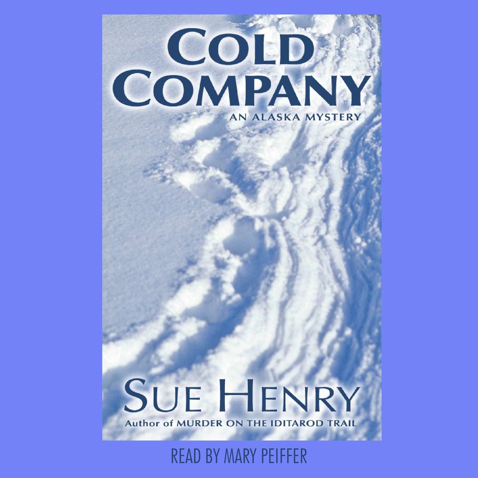 Cold Company Audiobook, by Sue Henry