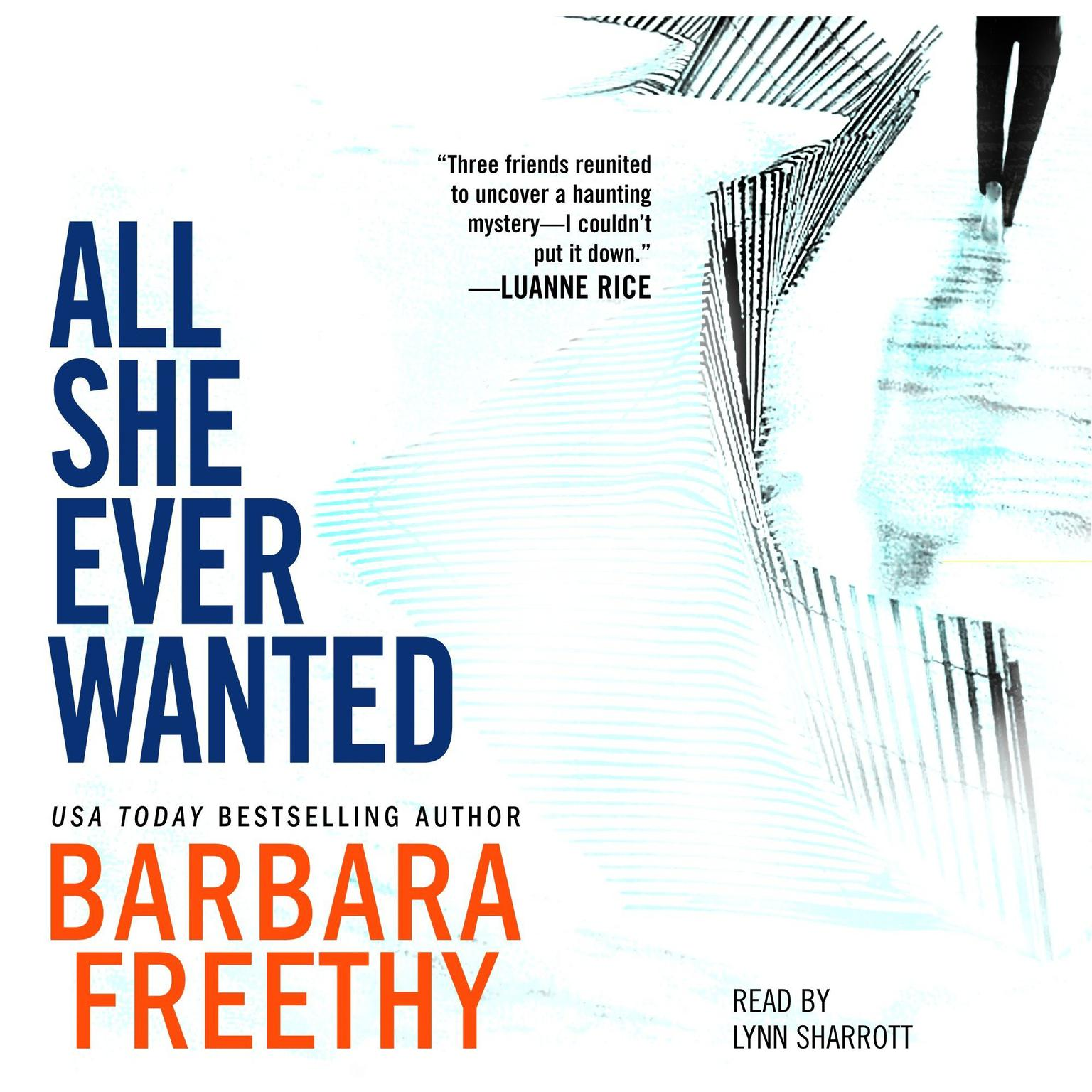 Printable All She Ever Wanted Audiobook Cover Art