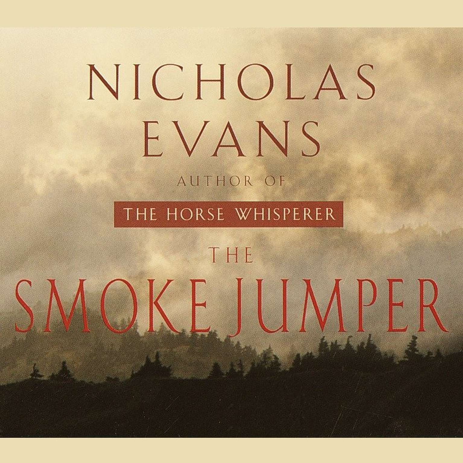 Printable The Smoke Jumper Audiobook Cover Art