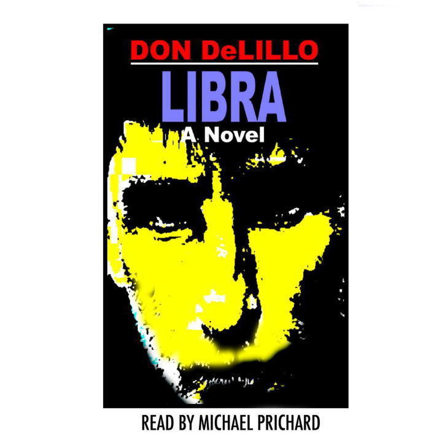 Printable Libra Audiobook Cover Art