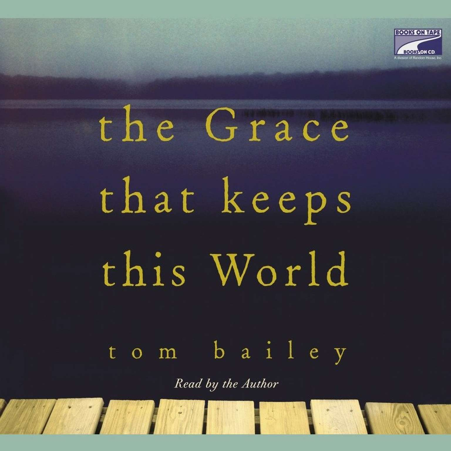 Printable The Grace That Keeps This World: A Novel Audiobook Cover Art