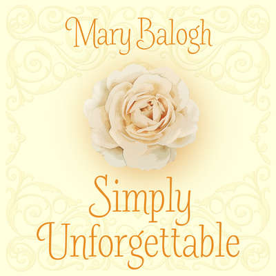 Simply Unforgettable Audiobook, by Mary Balogh