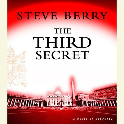 The Third Secret: A Novel of Suspense Audiobook, by