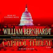 Capitol Threat Audiobook, by William Bernhardt