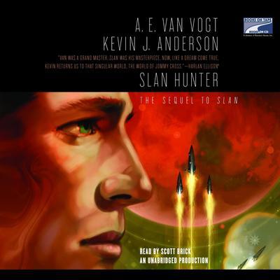 Slan Hunter Audiobook, by Kevin J. Anderson