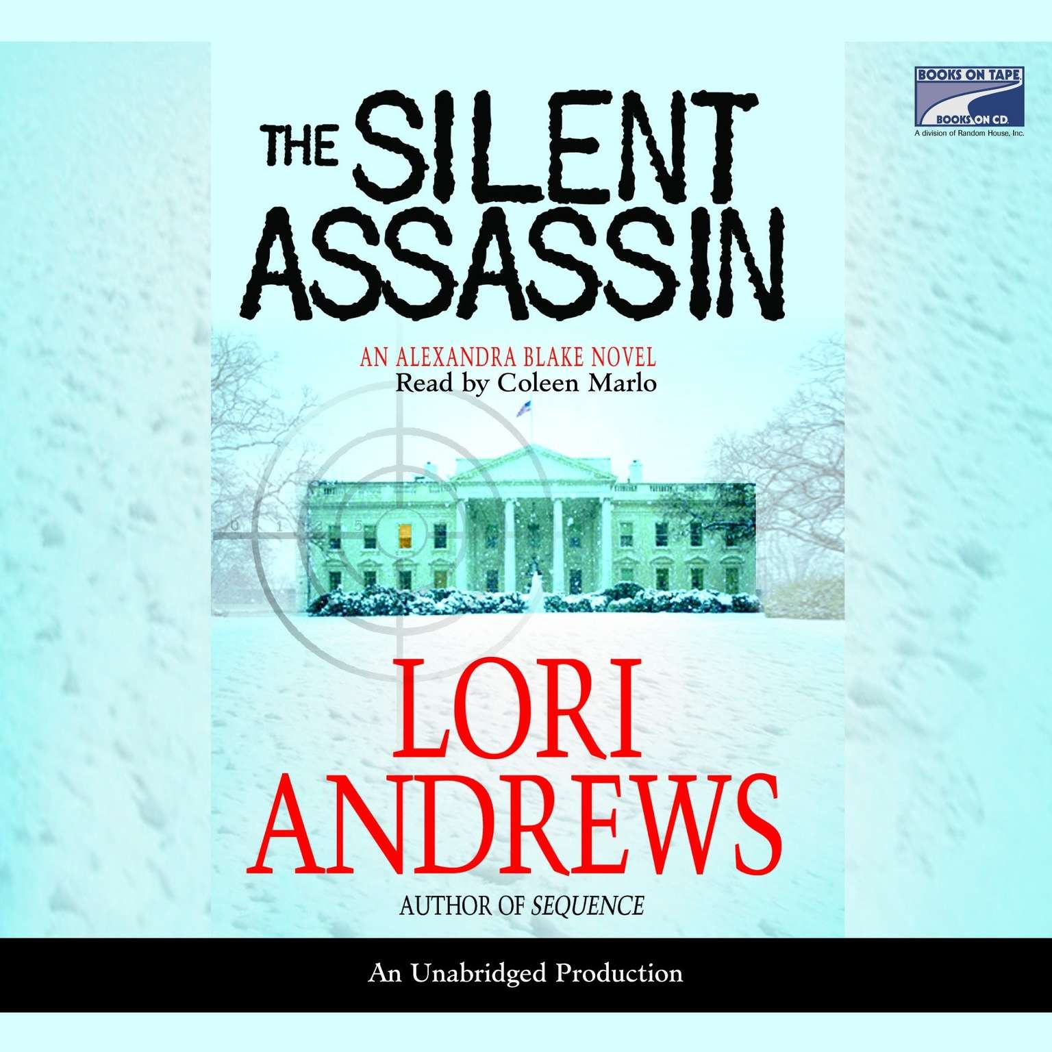 Printable The Silent Assassin Audiobook Cover Art