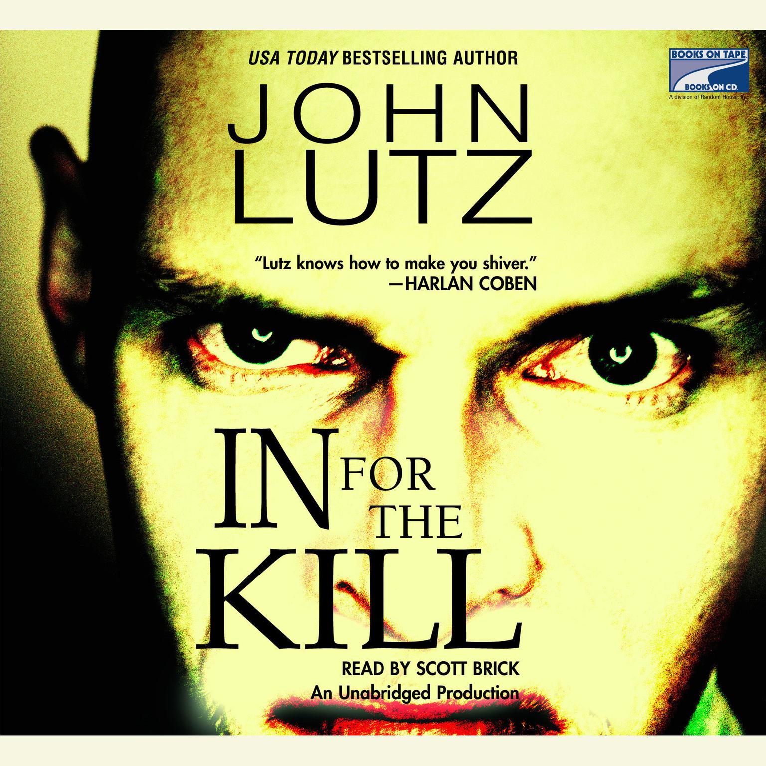 Printable In for the Kill Audiobook Cover Art